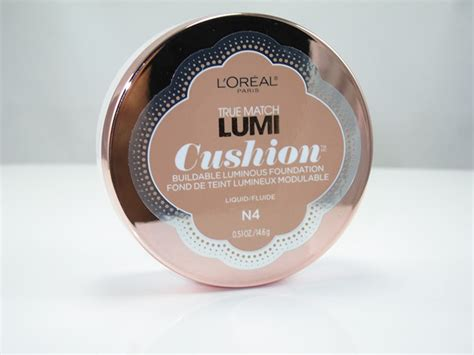 Harga L Oreal Lumi Cushion review kem nền l oreal true match lumi cushion foundation