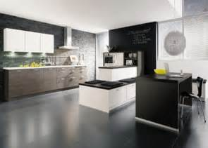 Modern Black And White Kitchen Designs black and white kitchen a variant for not dull people kitchen
