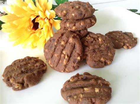 Cookies Milo Coklat inasalybakery open order kek lapis sempena aidilfitri 2013
