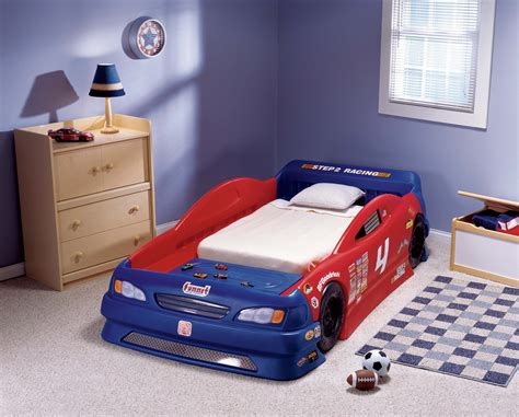 step2 stock car convertible toddler to bed step 2 stock car convertible bed raptor