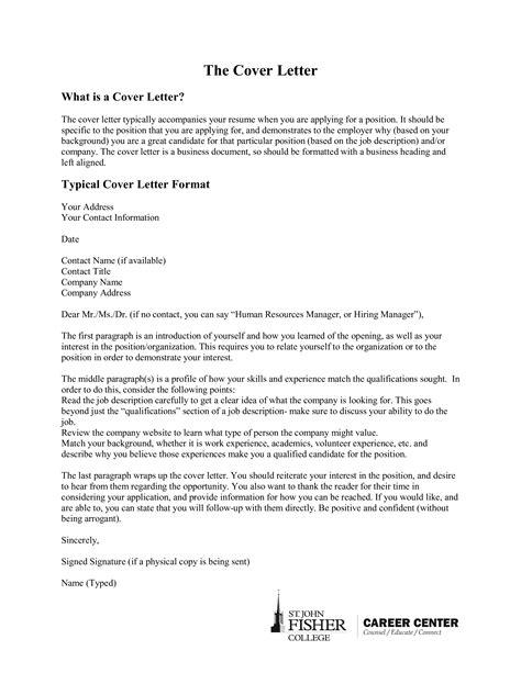 internship application letter templates