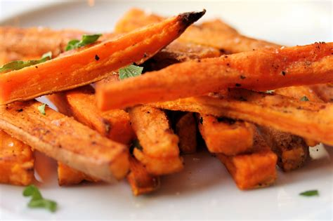 baked sweet potato fries tasteinspired s blog