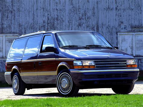 1993 plymouth voyager 1993 plymouth grand voyager image 1