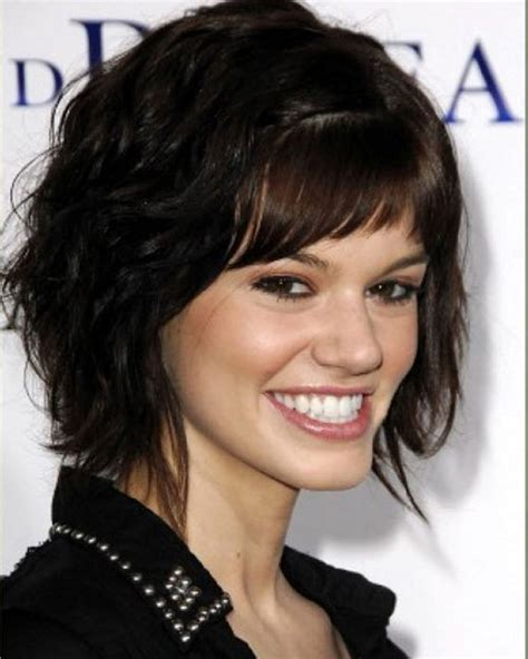short thick wavy hair stlyes for women that is not famous best short haircuts for curly hair 2013 easy women
