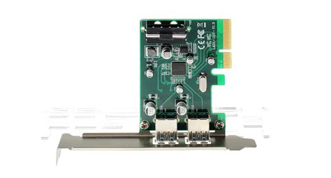 Pci Express To 2 Usb 30 Port Pci Card No Color 26 30 2 port usb 3 1 to pci express adapter card