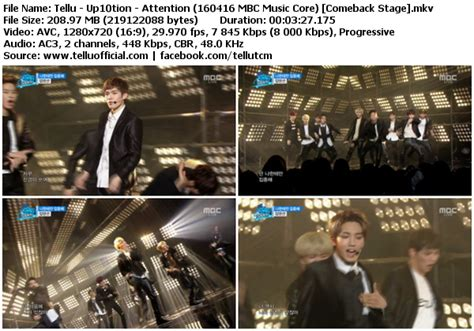 download mp3 up10tion attention download perf up10tion attention mbc music core