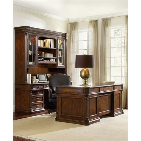 executive desk with file drawers executive desk with 2 locking file drawers by