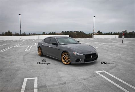 custom maserati ghibli maserati ghibli custom wheels adv 1 5 2 mv2 sl 21x9 0 et