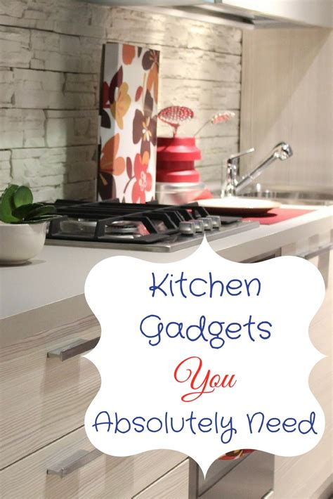best kitchen gadgets you must for a healthier family