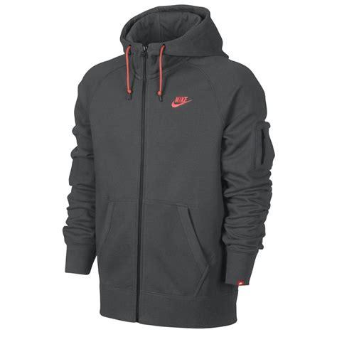 Nike Hoodie Herren by Nike Aw77 Fleece Zip Hoody Herren Sweater