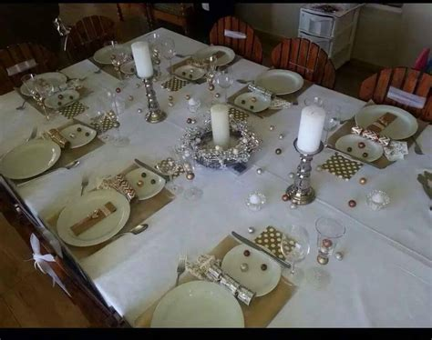 Kitchen Table Setting Snowman Table Setting Ken S Kitchen