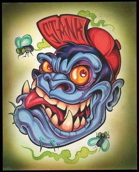 tattoos of cartoon monkeys 80 best tony ciavarro images on pinterest tattoo art