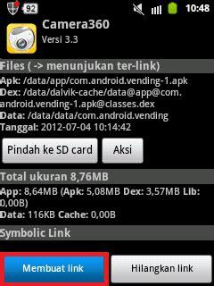 membuat link ke sd card cara memindahkan aplikasi android ke memori eksternal
