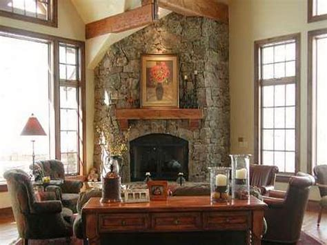 decoration corner fireplace designs interior