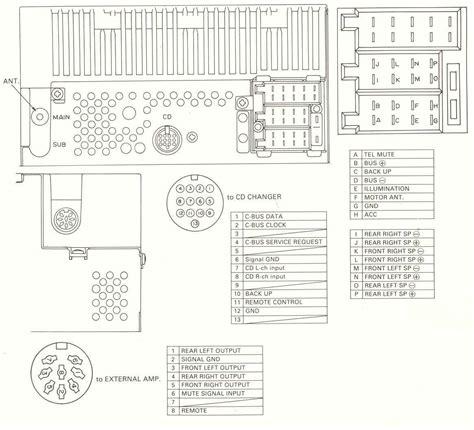 clarion drb2475 wiring diagram model car radio wiring