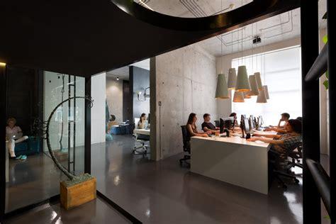 sj home interiors sergey makhno建筑设计工作室创新办公环境设计 3 设计之家