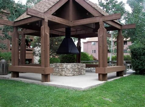pit gazebo plans best 25 pit gazebo ideas on outdoor
