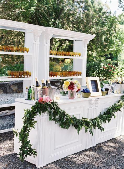 Colorful Spring Garden Wedding in Sonoma Valley   Wedding