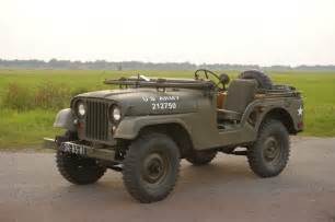 Jeep M38a1 Jeep M38a1 1955 Completely Rebuilt In 2006