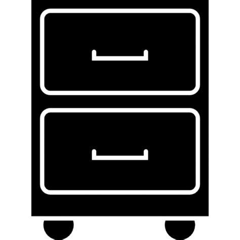 schublade icon b 252 ro mit zwei schubladen der kostenlosen icons