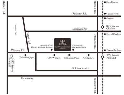 Embassy Bangkok Letter Of Residence Location Residence Bangkok