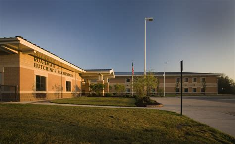Hutchings Elementary Howell Mi howell schools hutchings elementary school clark construction company