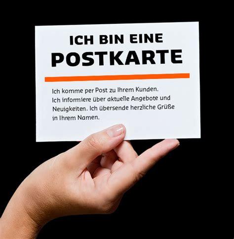 Postkarten Gestalten Drucken by Postkarten Drucken Saxoprint