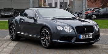 Continental Bentley Bentley Continental Gt Technical Details History Photos