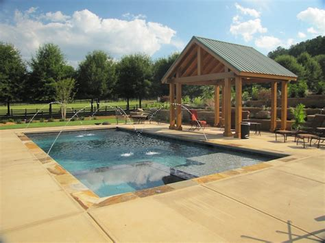 Pool And Outdoor Kitchen Designs atlanta pool builder custom amp traditional swimming pool