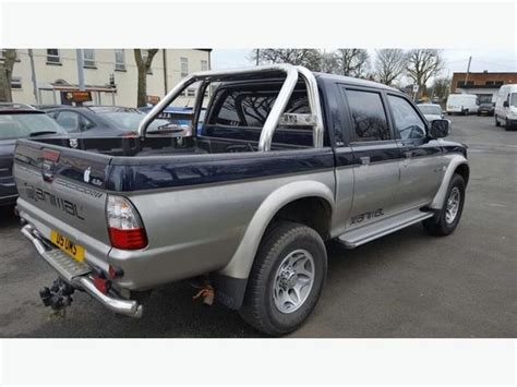 mitsubishi pickup 2005 2005 mitsubishi l200 2 4diesel 4x4 pick up truck central