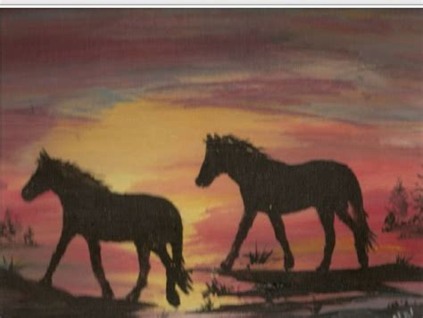 bob ross painting horses 106 best images about easy painting on