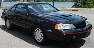 1988 Ford Thunderbird Turbo Coupe For Sale 1988 Ford Thunderbird Turbo Coupe
