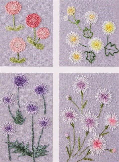 flower pattern for applique 82 best images about stitching spring on pinterest