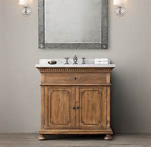 Vanities Restoration Hardware St Single Vanity