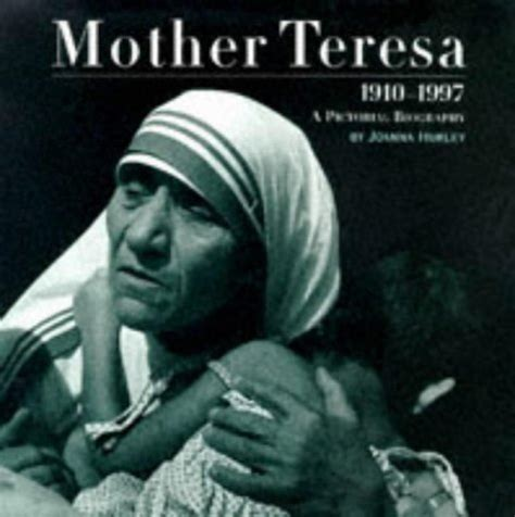 biography about a mother mother teresa a pictorial biography by courage books