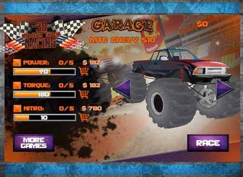 monster truck racing games 3d app shopper monster truck racing 3d games