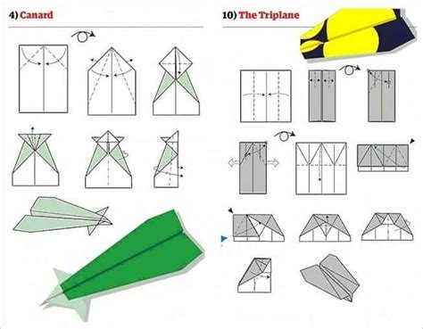 How To Make A Simple Paper Plane - how to make a paper airplanewritings and papers