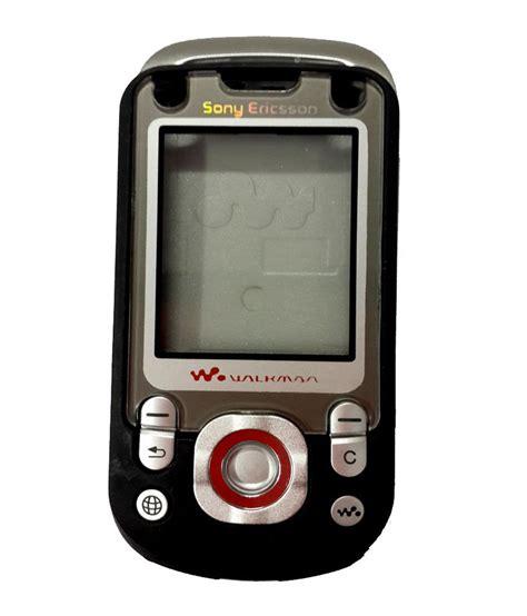Sony W550 sony ericsson w550 housing panel black buy sony ericsson w550 housing panel