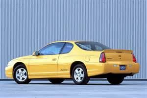 Chevrolet Monte Carlo 2002 2002 Chevrolet Monte Carlo Specs Pictures Trims Colors
