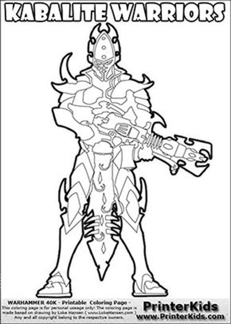images  warhammer  coloring  pinterest