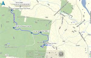 jasper map mt wee jasper alternate route 19 april 2014 get out of
