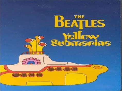 Beatles Yellow Submarine Lava L by The Beatles Yellow Submarine Dibujo Taringa