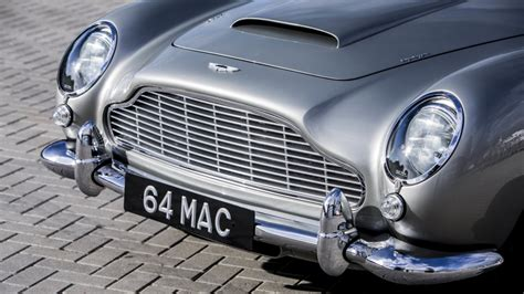 aston martin owned by 1964 aston martin db5 owned by paul mccartney will be