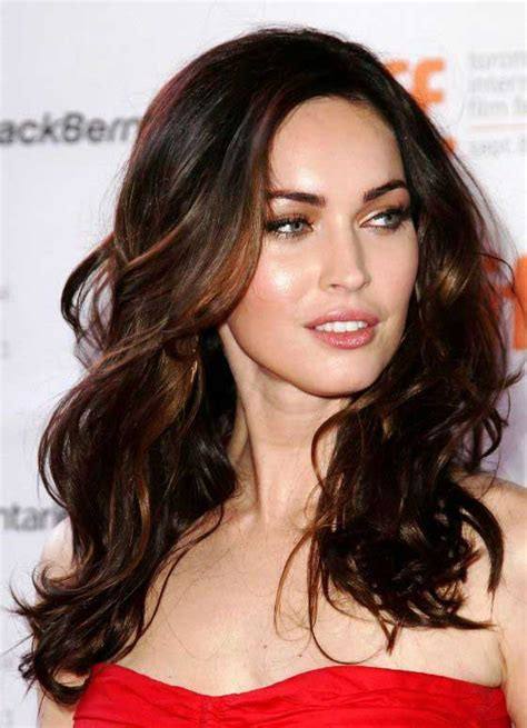 Megan Fox Hairstyles by 20 Inspiring Megan Fox Hairstyles Discover