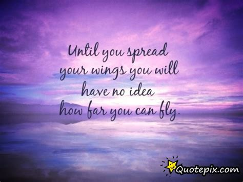 spread your wings quotes