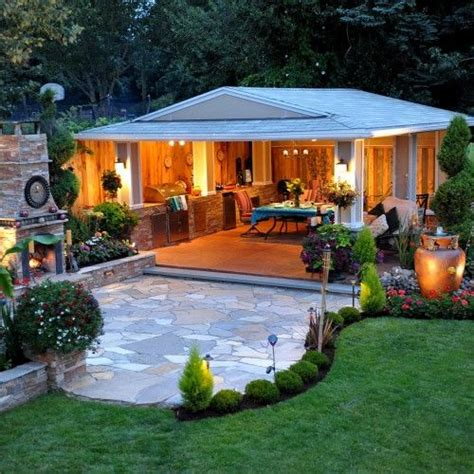 Outdoor Living Spaces On A Budget | outdoor spaces on a budget picture 6 of 6 outdoor living