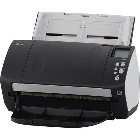 Fujitsu Fi 7160 Scanner fujitsu fi 7160 document scanner pa03670 b055 b h photo