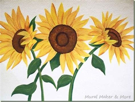 watercolor tutorial sunflowers how to paint sunflowers again acrylics tutorials