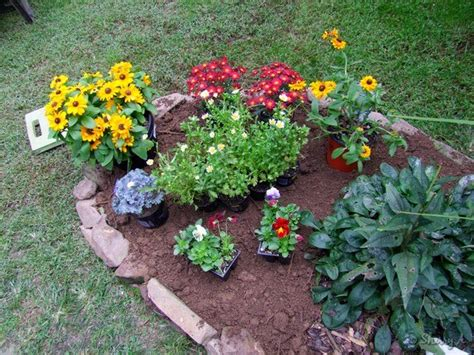 how to plant a flower bed 301 moved permanently