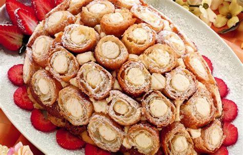 pasqua cucina ricetta zuccotto di pasqua le ricette de la cucina italiana